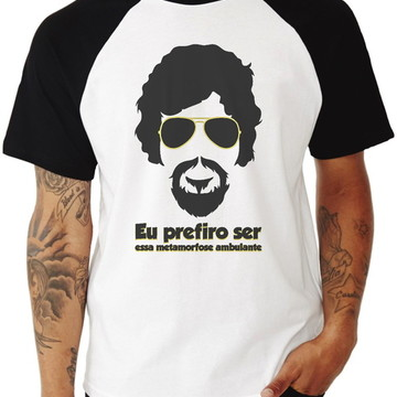 Camiseta Masculina Raul Seixas