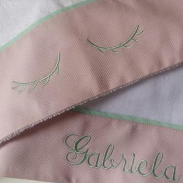 Kit toalha capuz + toalha fralda