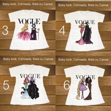 Bata,baby look e mais modelos Princesas e rainhas má Vogue