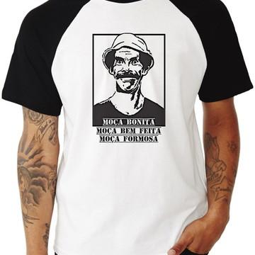Camiseta masculina Seu Madruga