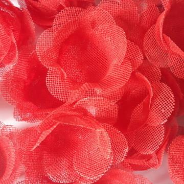 100 Forminha de Doces Finos Vermelha