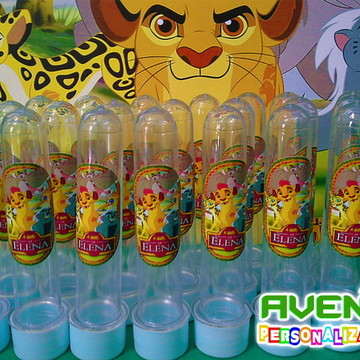 71eccd0bd9ad1 Rótulo para Tubetes Folha Guarda do leão