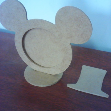 PORTA RETRATO MICKEY CARTOLA