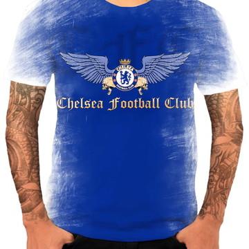 2f7ad497d603d Camisa Camiseta Personalizada Time De Futebol Chelsea 1