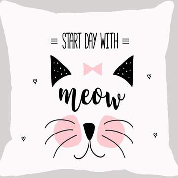 Almofada Meow