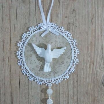 Mini mandala espírito santo