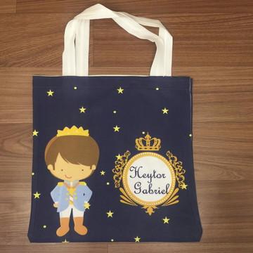 Bolsa Personalizada - Pequeno Príncipe