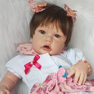 bed49ee1de Boneca Bebê Reborn molde Penny ( encomenda )