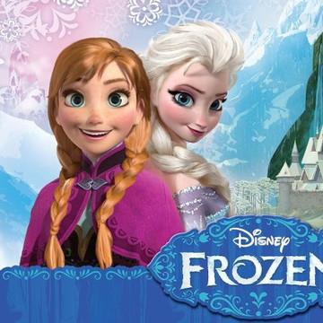 Papel Arroz A4 Frozen 4