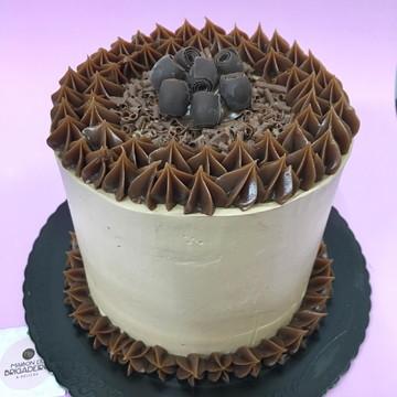Bolo de Festa | Chocolate Belga