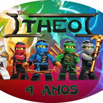 ELIPSE LEGO NINJAGO