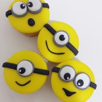 MIni cupcakes minions
