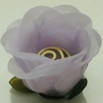 Forminha de Botão - cor lilás