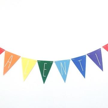 Bandeirola - Arco-íris