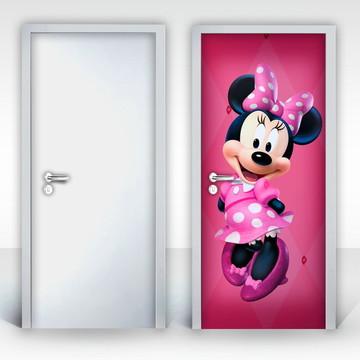 Adesivo para Porta – Minnie-02