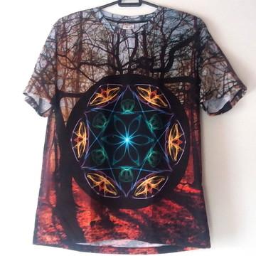 ca5708e3fd Camiseta Natureza   Energia