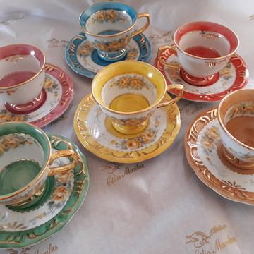 Xícara de café( cada uma)