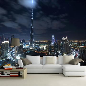 Papel de Parede para Sala 3D Dubai 0003