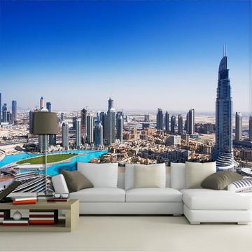 Papel de Parede para Sala 3D Dubai 0007