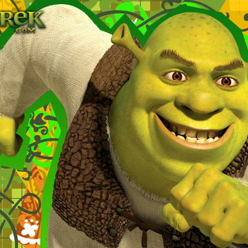 Papel Arroz A4 Shrek 4