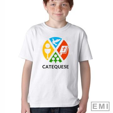 Camiseta religiosa Catequese