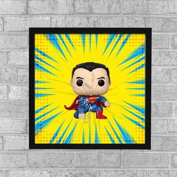 Quadro Pop Funko - Superman