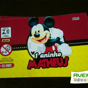 Rót bolha de sabão Mickey Mouse MODELO2