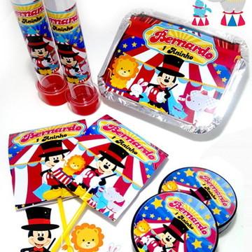Kit Economico Mickey Circo