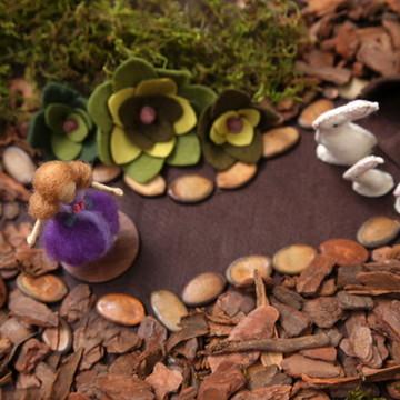 decoração de quarto infantil menina waldorf