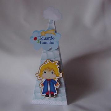 Caixa piramide Pequeno Príncipe