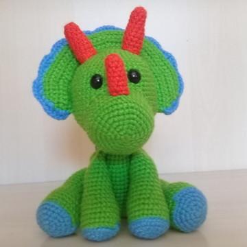 Amiguruly Triceratops