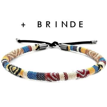 Bracelete Feminino De Cordinha