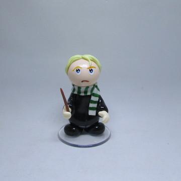 Draco Malfoy - Miniatura em Biscuit