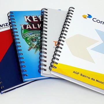 Caderno Personalizado Para Empresas Corporativo Negócios