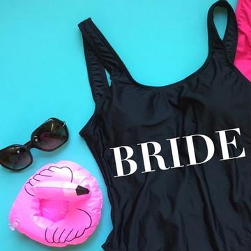 Body Maiô BRIDE