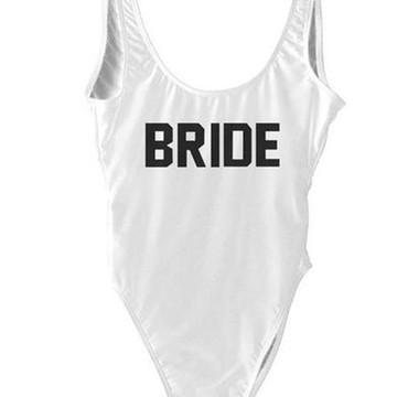 Body Maiô BRIDE / SQUAD