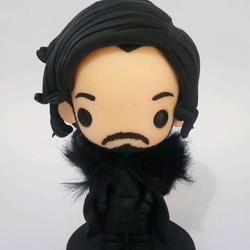 Boneco Toy Colecionável Jon Snow
