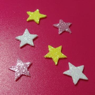 Apliques Estrelas Brilhante