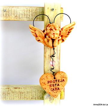 Talismã da proteção com anjo- UNIDADE