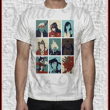 Camiseta do Final Fantasy 7