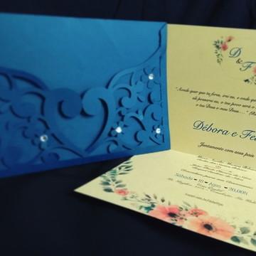 Convite Casamento Buenos Aires