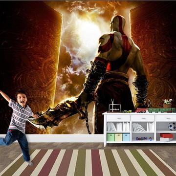 Papel de Parede para Quarto Games 0021
