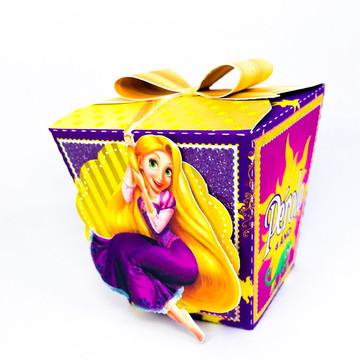 Caixa Sushi Rapunzel - Enrolados
