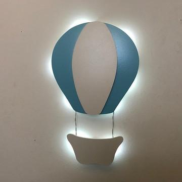 Balão Com Luz de LED Para Quarto de Bebe