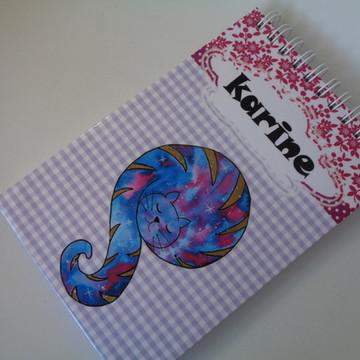 Caderninho Personalizado com seu nome