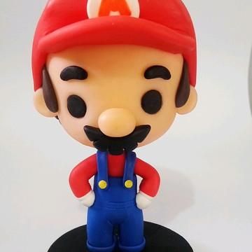 Boneco Toy Colecionável Mario Bros