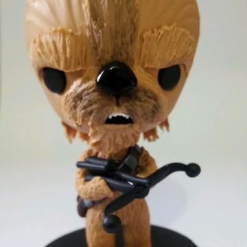 Boneco Toy Colecionável Chewbacca