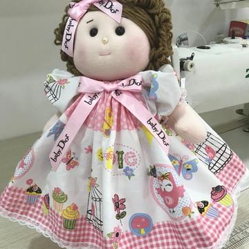 Boneca baby Dior