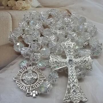 Terços noiva casamento