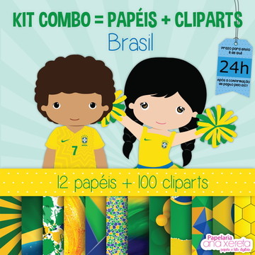 Kit Digital Completo Brasil